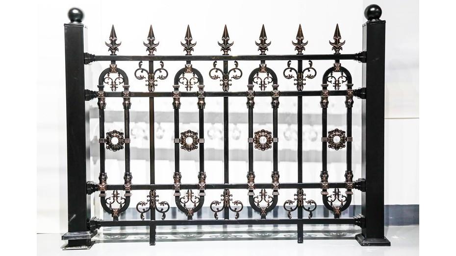 锌钢护栏-034