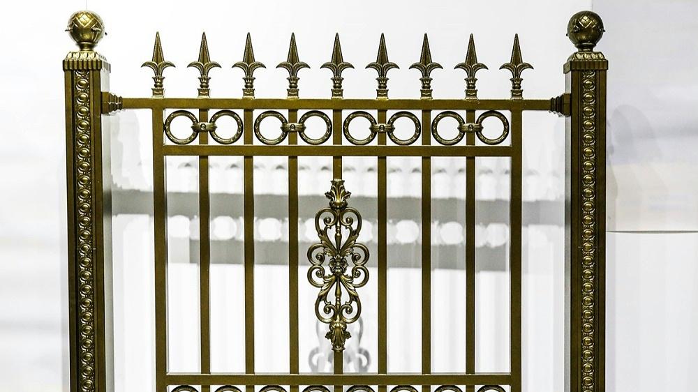 固格澜栅锌钢护栏 锌钢护栏厂家 江苏锌钢护栏