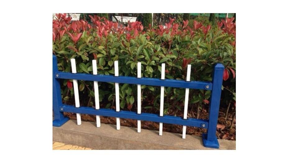 固格澜栅锌钢花园围栏 草坪围栏 厂区防护围栏