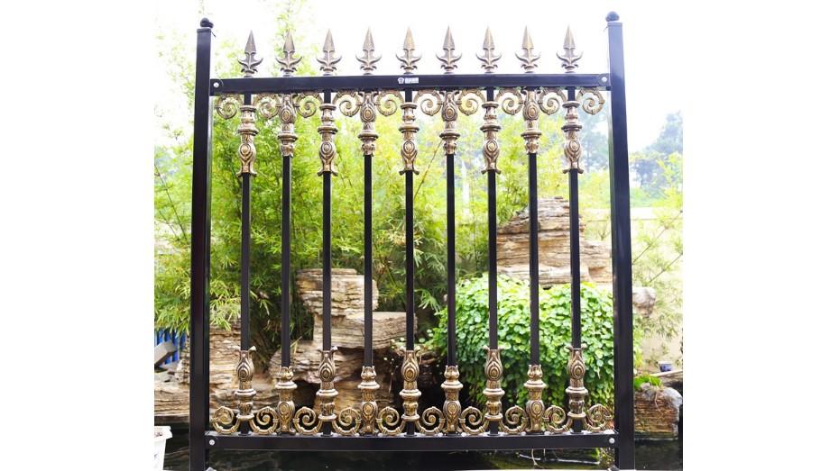 锌钢围墙护栏-025