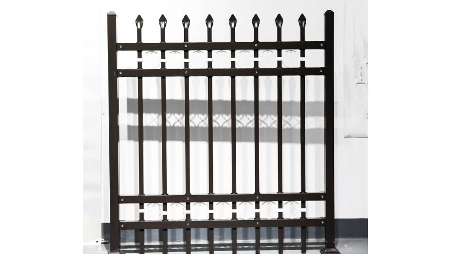 锌钢围墙护栏-30
