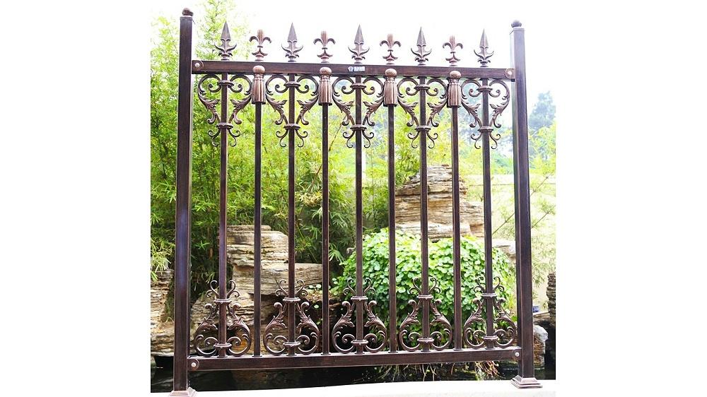 锌钢围墙护栏-024