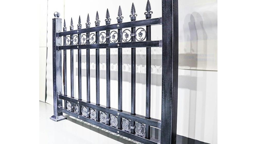 锌钢围墙护栏-031