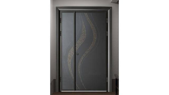 双面别墅铸铝门的材质结构,你了解多少?