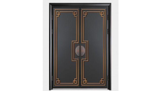 别墅铸铝进户门有哪些缺点?