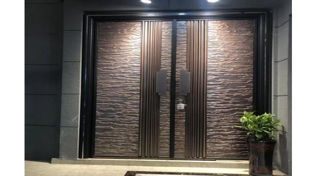 别墅铸铝进户门的优点有哪些?
