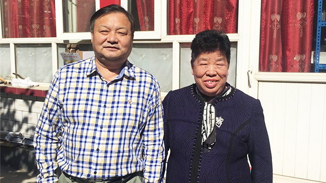 """董事长朱法海拜师中国风水文化研究院贾双萍副院长,学习中国传统文化""""易经"""",并一起探讨如何运用到固格澜栅产品当中。"""