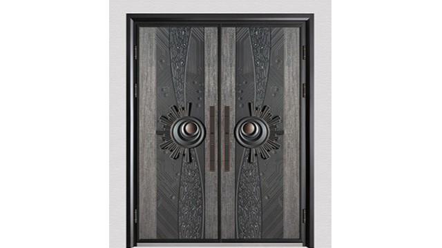 精雕别墅铸铝进户门的各方面解说