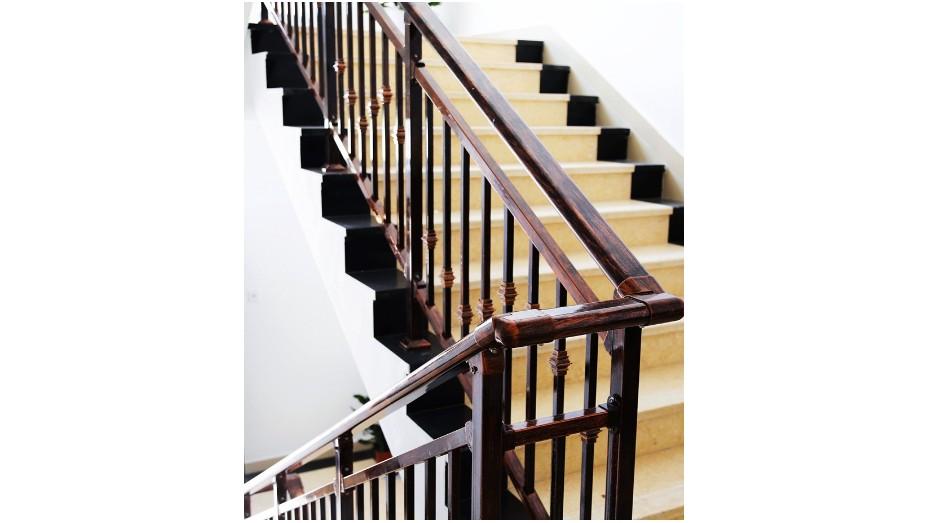 锌钢楼梯扶手-004