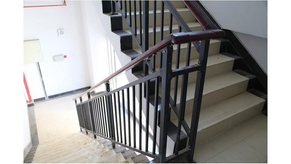 锌钢楼梯扶手-005