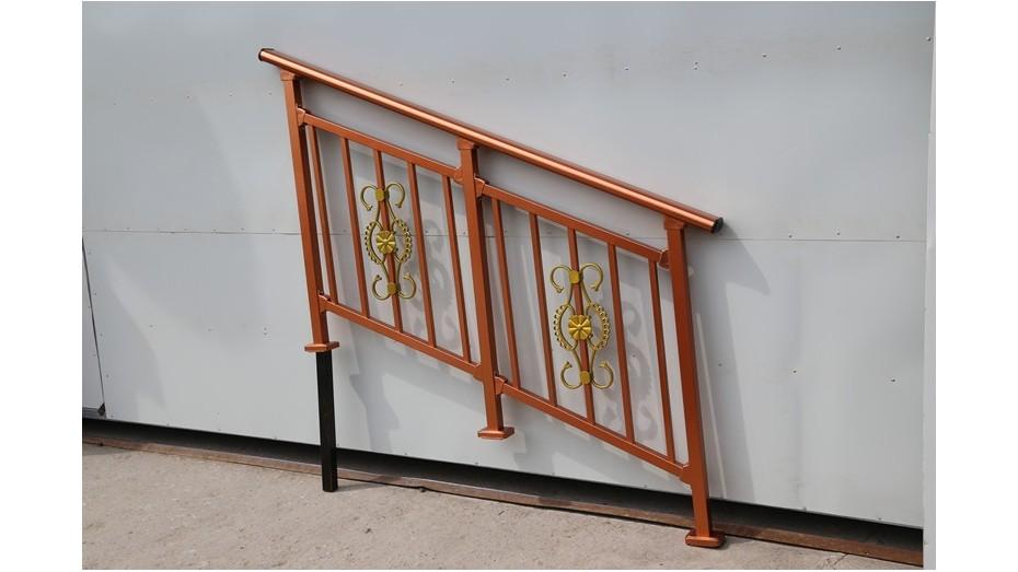 锌钢楼梯扶手-007