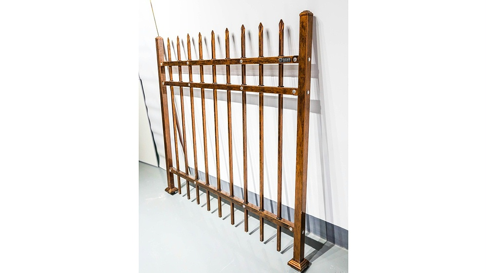 锌钢围墙护栏-003