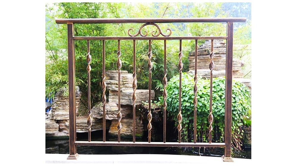 铁艺阳台护栏-003