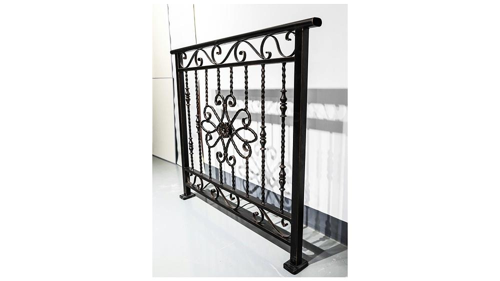 铁艺阳台栏杆-005