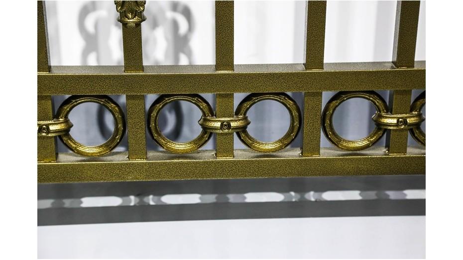 铝艺围墙护栏-009