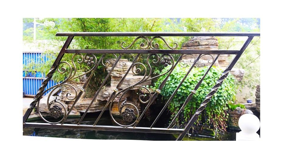 铁艺楼梯-004