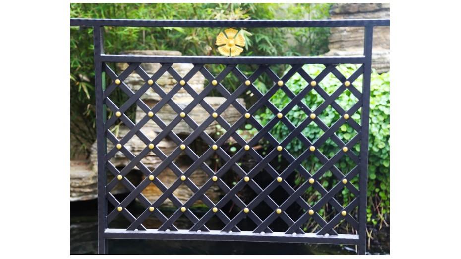 铁艺阳台护栏-002