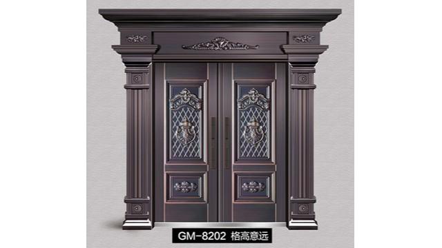 什么是铸铝门?铸铝别墅进户门应该怎么挑选