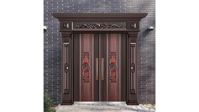别墅进户铸铝门,你知道怎么选择吗?