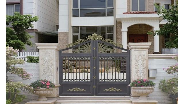 别墅围墙大门的焊接工艺是怎样的