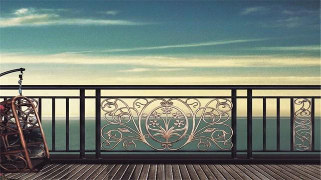 阳台护栏哪种材料好,看完你就知道了