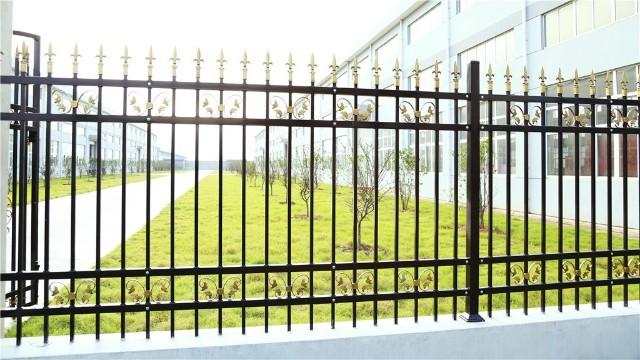 锌钢围墙护栏安装方法和主要作用?
