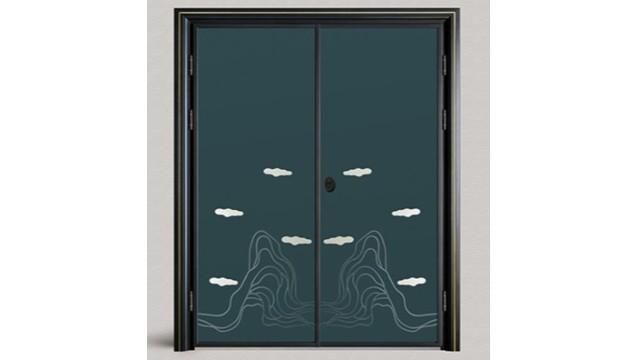 一招教你如何选择优质的铸铝进户别墅大门