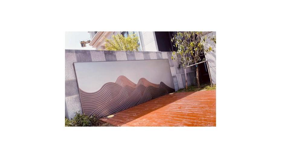 景墙-001