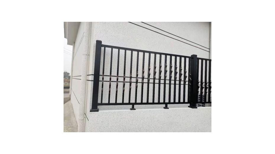 铝艺围墙护栏-024