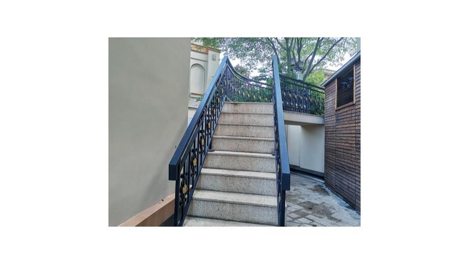 铁艺楼梯扶手-005