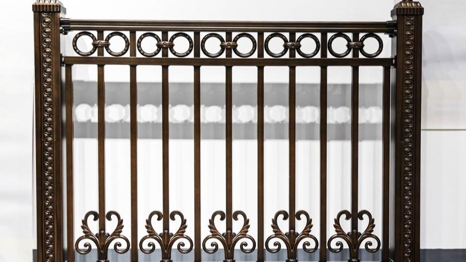 固格澜栅铝艺围墙护栏 围墙铝艺护栏 铝艺护栏生产厂家