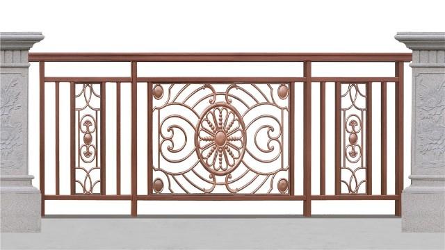 别墅阳台防护栏杆有哪些种类?