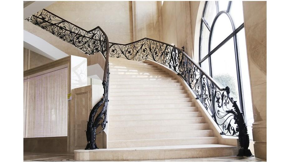 铁艺楼梯-002