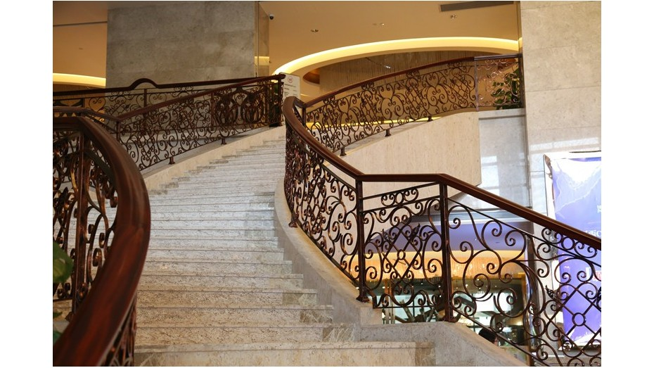 铁艺楼梯-001