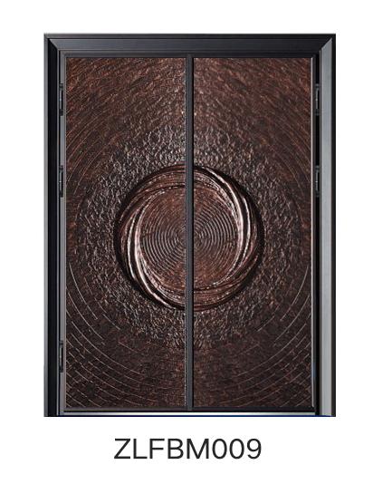 防爆铸铝进户门