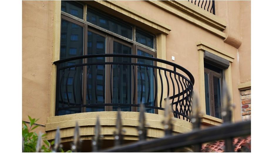 锌钢阳台护栏-001