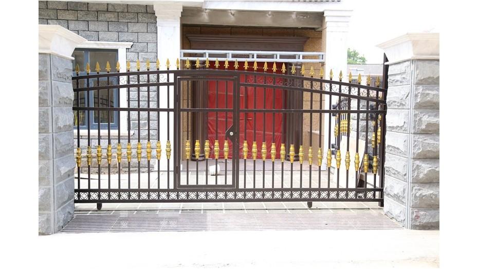 锌钢围墙护栏-009