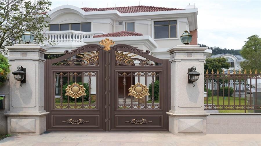 别墅庭院大门的检查小技巧