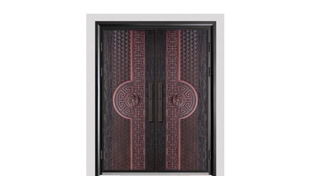 别墅防爆铸铝门的材质与细节你了解多少?