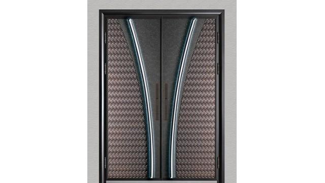 生活的期待,从一扇住宅铸铝入户门开始