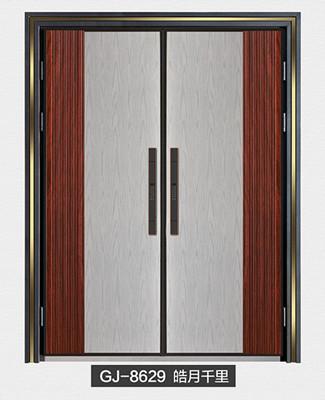 住宅铸铝入户门