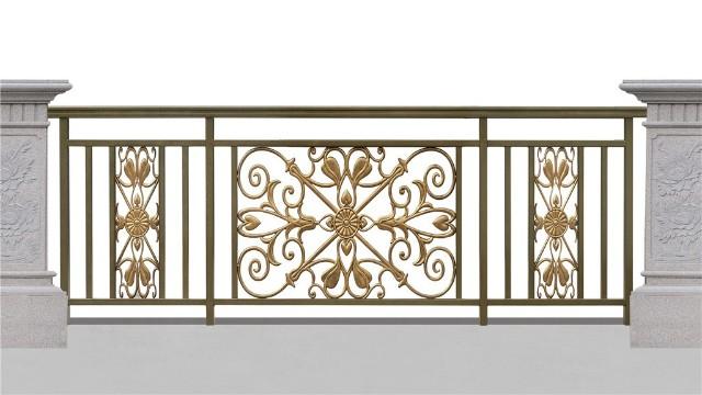 铝艺阳台护栏的优点,你知道多少?