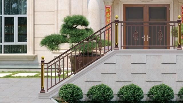 锌钢楼梯扶手的优势有哪些?