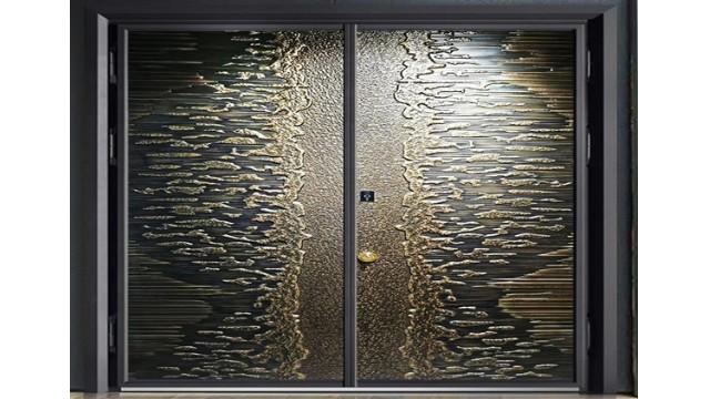防爆铸铝进户门是否可以取代铜门?固格澜栅为您解惑