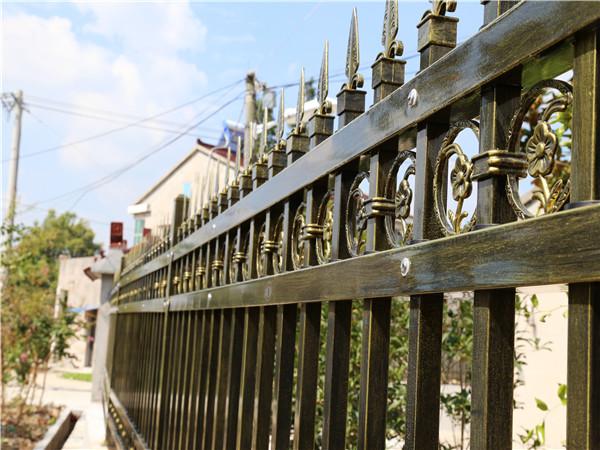 锌钢围墙别墅护栏-3