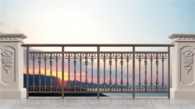 锌钢阳台护栏倍受青睐的原因你了解吗?