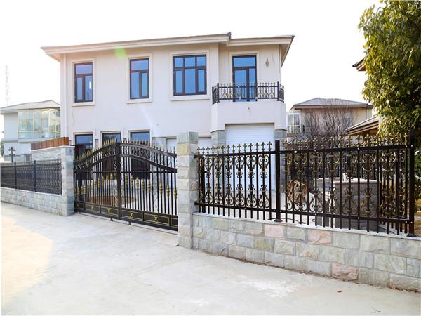 锌钢围墙护栏-023-9