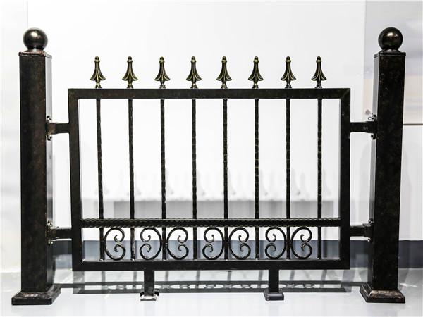 铁艺围墙护栏别墅护栏