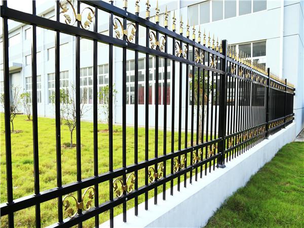 锌钢围墙护栏-004
