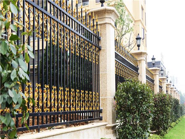 锌钢围墙护栏-002-1